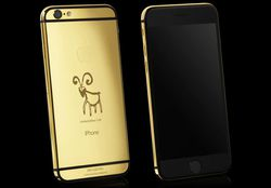 iPhone 6 Gold 2