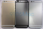 iphone 6 or argent gris