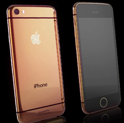 iPhone 6 or rose