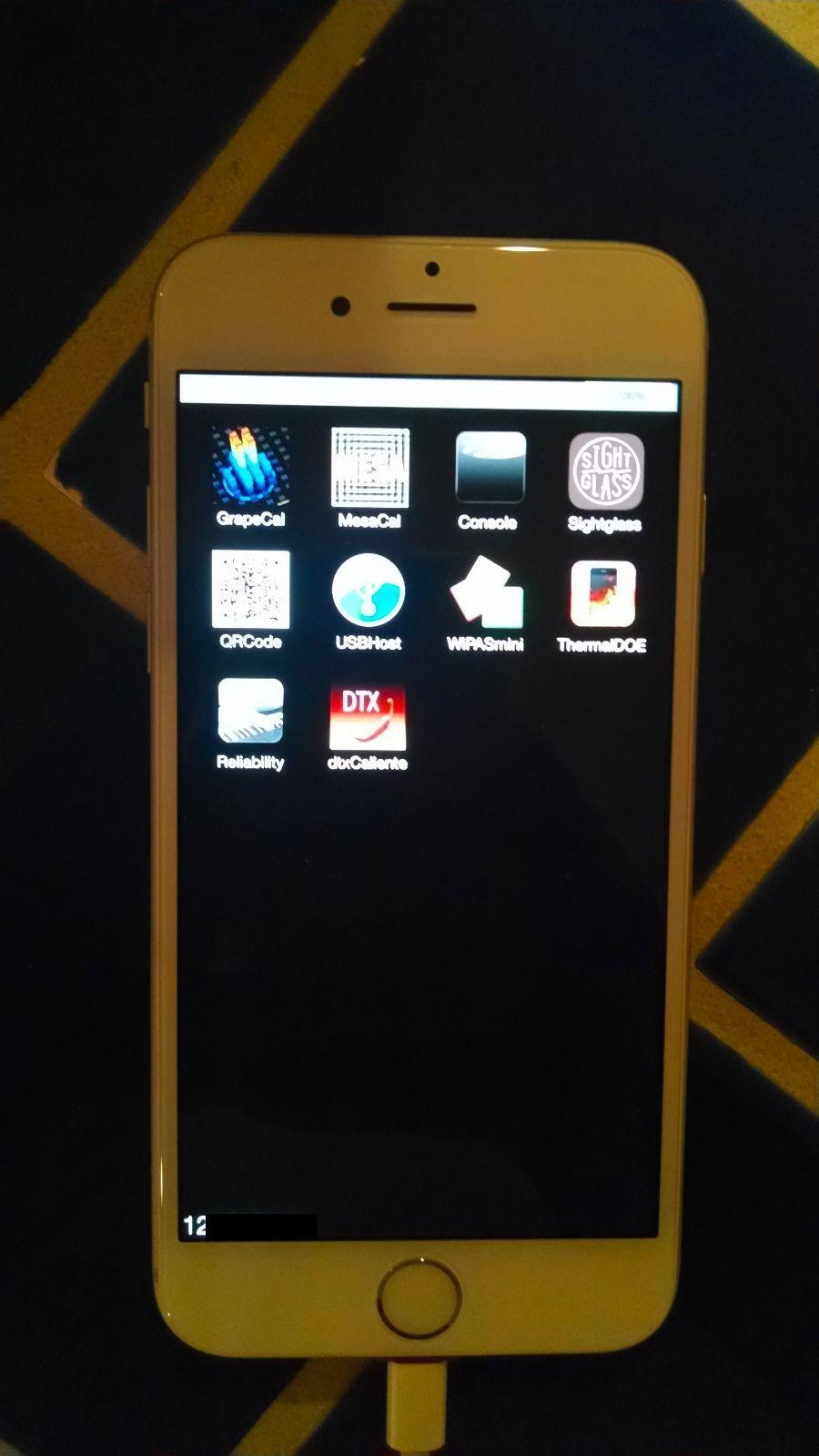 iphone 6 100 000 dollars sur ebay le prototype s 39 est. Black Bedroom Furniture Sets. Home Design Ideas
