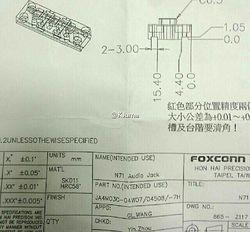 iPhone 6S photo notice