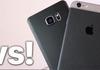 Galaxy Note 5 vs iPhone 6s Plus: qui prend les meilleures photos et vidéos ?