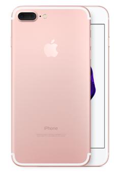 iPhone 7 Plus or rose