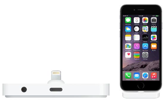 iPhone-dock-Lightning