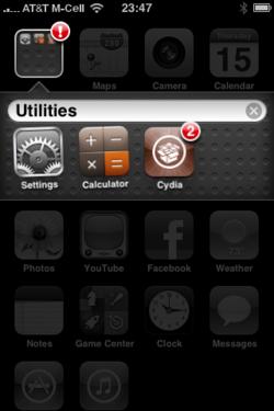 iPhone OS 4 jailbreak redsnow