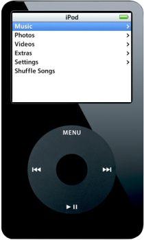 iPod 30 Go
