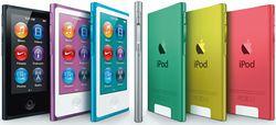 iPod nano 2012