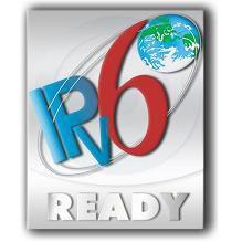 IPv6 Ready logo pro
