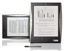 iRex Digital Reader 1000 01