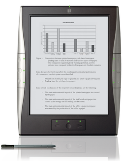 iRex Digital Reader 1000