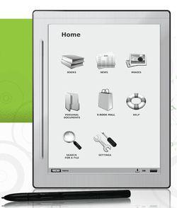 iRex DR800SG ebook epaper