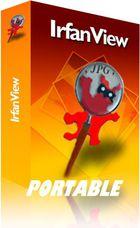 IrfanView Portable : un éditeur d'images très pratique