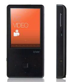 iRiver E150 noir