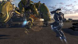 Iron Man 2 PS3 Xbox 360 (2)