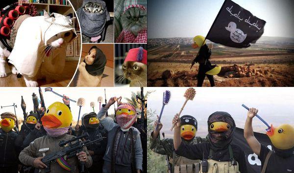 ISIS-troll