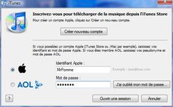 iTunes + iPod itunescompte