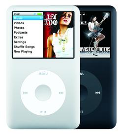 iTunes + iPod classic_fam
