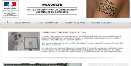 IVG gouv