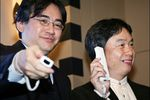 Iwata Satoru - Wii
