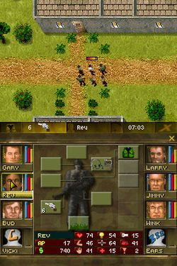 Jagged Alliance Ds   Image 2