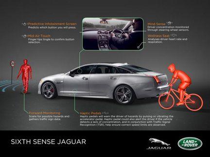 Jaguar sixieme sens