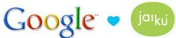 Jaiku google logo