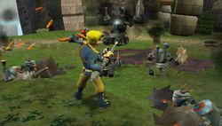 Jak and Daxter : The Lost Frontier - 3