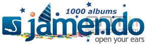 Jamendo celebration 1000 albums