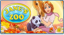 Jane's Zoo logo