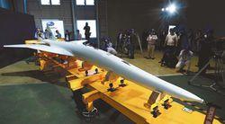 Japon avion supersonique