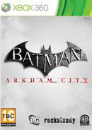 jaquette : Batman Arkham City