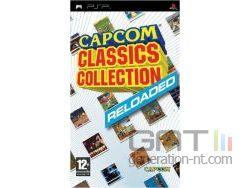 Jaquette capcom classics small