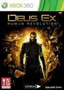 jaquette : Deus Ex : Human Revolution