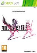 jaquette : Final Fantasy XIII-2