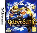 jaquette : Golden Sun : Obscure Aurore