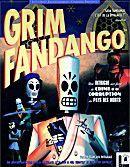 jaquette : Grim Fandango
