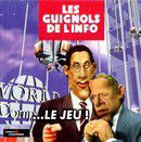jaquette : Les Guignols de l'Info