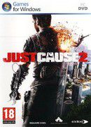 jaquette : Just Cause 2