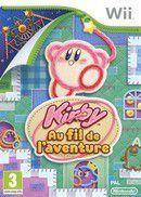 jaquette : Kirby au Fil de L'Aventure