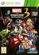 jaquette : Marvel vs Capcom 3 : Fate of Two Worlds