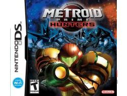 Jaquette Metroid Prime Hunters