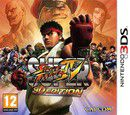 jaquette : Super Street Fighter IV 3D Edition