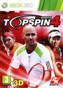 jaquette : Top Spin 4