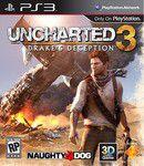 jaquette : Uncharted 3 : Drake's Deception