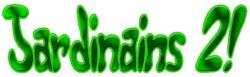 Jardinains 2! logo