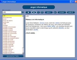 jargon informatique un dictionnaire garder sous le coude