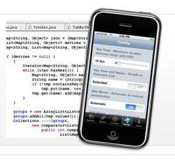Java iSpectrum FlexyCore iPhone