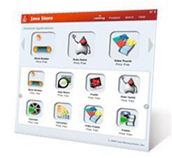 Java Store