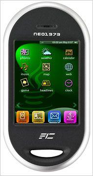 Javafx mobile interface javafx mobile