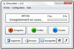 JDVoiceMail : enregistrer des messages audio par mail